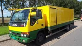 Verkaufwagen LKW Isuzu verkoop/markt wagen 2001