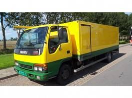other trucks Isuzu verkoopwagen NQR70RL 2001