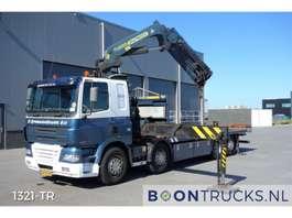 crane truck DAF CF85-430 *PK44002* 8x2 *NL TRUCK* 2002