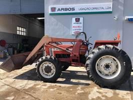 trator agrícola Fiat 70-66 1990