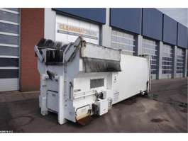 open top shipping container Schenk 21m3 2010