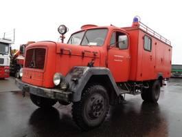 fire truck Magirus Deutz 125 D 16 4X4 1966
