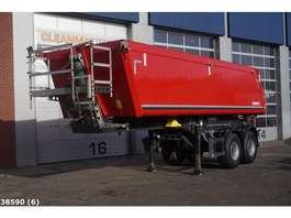 tipper semi trailer Schmitz Cargobull SKI 18 26m3 2017