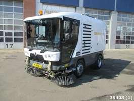 Road sweeper truck Ravo 580 EURO 5 2015