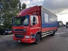tilt truck DAF FA CF 75.250 2009