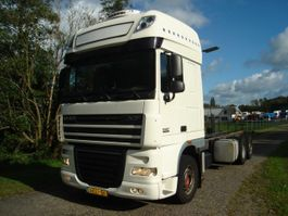 chassis cab truck DAF superspace/105/460 2010