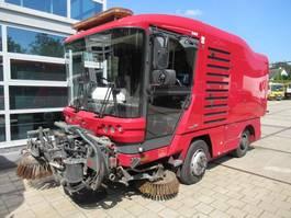 Kehrmaschine LKW Ravo 540 ST 3 rd. Brush EURO5 2010