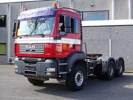 cab over engine MAN TGA 33.430   6X4 2006