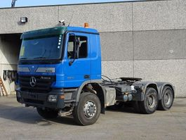cab over engine Mercedes Benz ACTROS 3344 6X6 2007