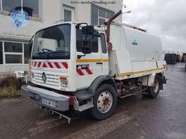road sweeper Renault high presure water cleaner 1993