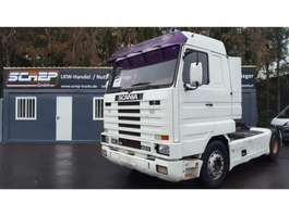 Тягачи стандарт Scania 143-420 - Retarder - Top Truck 1995