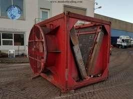 Cooling fan truck part Fluid-Power Equipment Cooler AC3 2001