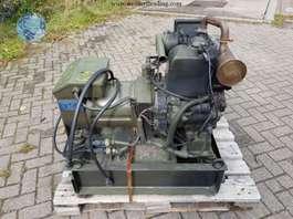 генератор Lister 11KVA / 2.5KW / 380V 11KVA / 2.5KW / 380V 1991