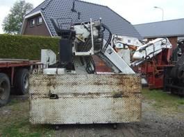 Crane arm truck part Hiab 165F3 . 2006