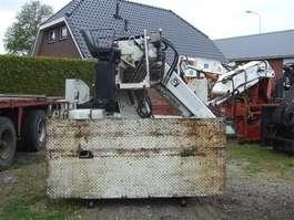 Braço de grua peça para camião Hiab 165F3 . 2006