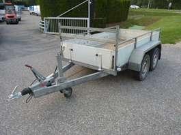 closed box car trailer Anssems open bakwagen 2002