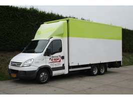 light duty tractor unit - lcv Iveco Daily 50C14/T CNG 2008
