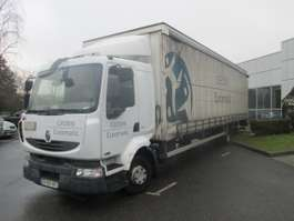 closed box truck Renault Midlum 5L 180 QUALITY RENAULT TRUCKS 2013