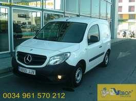 closed lcv Mercedes Benz CITAN 108 CDI 2015