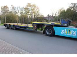 semi lowloader semi trailer Nooteboom 3-ass. Semi dieplader // 2x gestuurd 2006