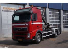 container truck Volvo FH 400 Euro 5 2007