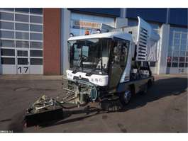 Road sweeper truck Ravo 540 CD with 3-rd brush 2019