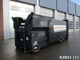 open top shipping container Schenk IPC-18 2008