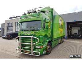автохолодильник Scania R560 Highline, Euro 5, Carrier 2011