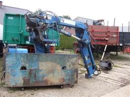 Crane arm truck part Hiab hiab165F2. 1998