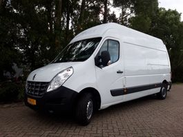 closed lcv Renault Master L3H3 125.35 2012