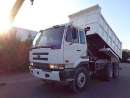 tipper truck > 7.5 t Nissan CWB 450 HDLA 2008