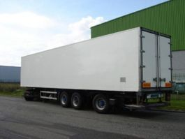 refrigerated semi trailer DRACO 1999 Draco 3-as opl.