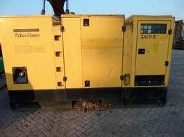 agregat prądotwórczy standardowy Atlas Copco QAS150 2004