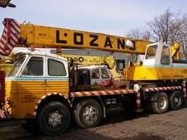 rough terrain crane pegaso 40 ton 1980