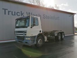 tipper truck > 7.5 t DAF CF 75 6x4 - Retarder/Intarder - Manuell -  Euro3 2004