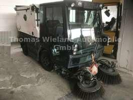 лесной трактор Schmidt Swingo Compact 200+ Strassenkehrmaschine 2014