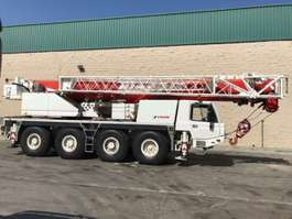 camion grue Faun ATF65 G-4 - 70TONS 8X6 CRANE   FLY JIB 2.500WH 2008