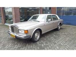 vettura berlina Rolls-Royce SILVER SPIRIT SILVER SPIRIT 1985