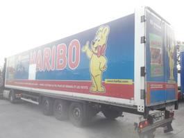 closed box semi trailer Schmitz Cargobull Box-oplegger