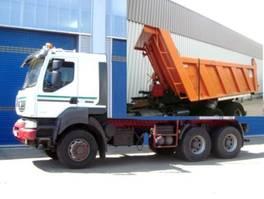 tipper truck > 7.5 t Renault Kerax 450.26 6x6  Standheizung/Klima/Tempomat 2008