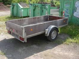 Tieflader Auflieger Trebbiner Anh Pritsche TREBBINER FAHRZEUGWERK, 1.500 kg 2001
