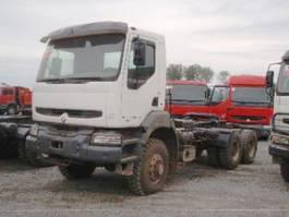 cab over engine Renault Kerax 350.34   6x6 Kerax 350.34   6x6 2001
