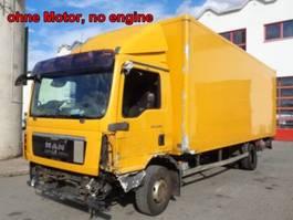 Straßenfertiger TGL 12.250 BL 4x2 TGL 12.250BL 4x2 OHNE MOTOR UNFALL FAHRZEUG 2009