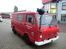 ambulans samochód dostawczy Volkswagen LT 31 TSF  NSW 1985