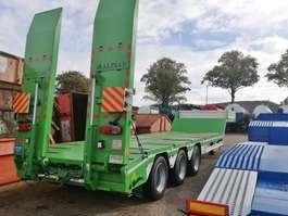 lowloader semi trailer ALPSAN 54t ALPSAN 54t 2019