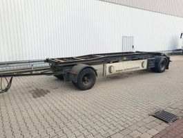 Container-Fahrgestell Anhänger HSA 18.70 Schlittenabroller HSA 18.70 Schlittenabroller 2000