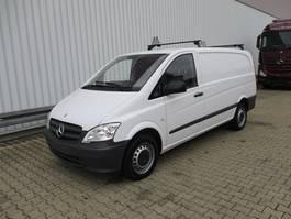 vcl cerrado Mercedes Benz Vito 110KA /L 4x2 Vito 110 KA /L-4x2 eFH./Radio 2013