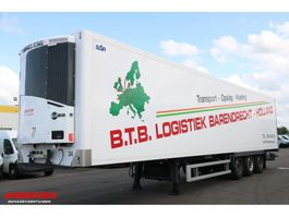 refrigerated semi trailer Sor SP71 3-Asser Thermo King SLXI-300 110 Uur! 2019