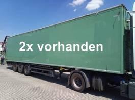 other full trailers Schmitz Cargobull SW 24 SL G SW 24 SL G Walkingfloor ca. 92m³, 2x Vorhanden! 2011