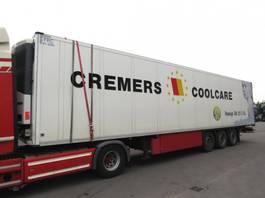 semi-remorque réfrigérée Schmitz Cargobull Kuhlaufieger mit Thermoking SLX-E 300 2014